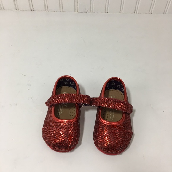 ... Baby Shoes Red Glitter. M 5a383567331627c4ee002f62 9c1ce3917